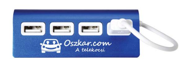 Oszkáros USB elosztó
